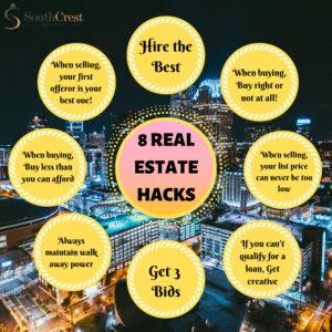 8 Real Estate Hacks You Should Know