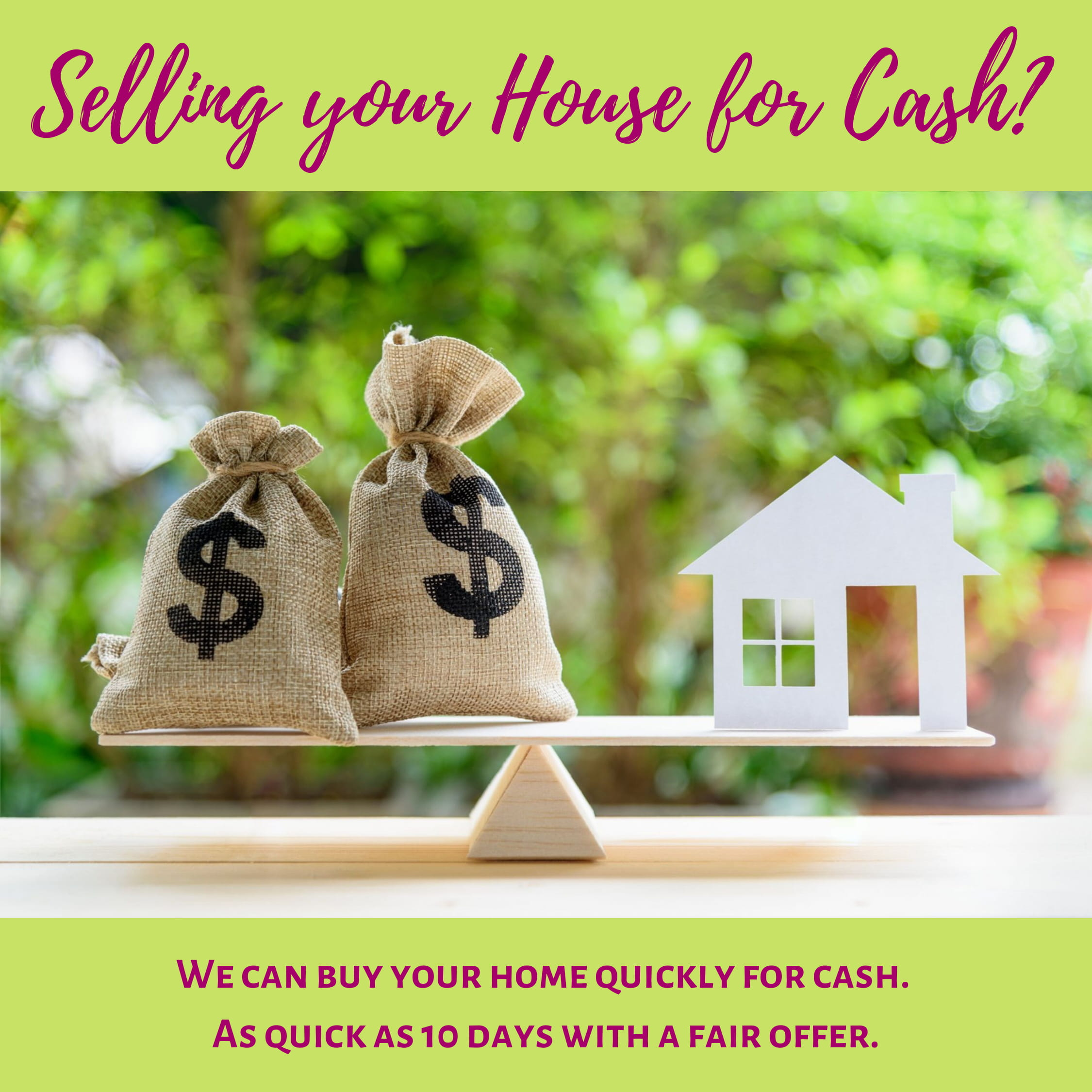 Selling your House for Cash_ Learn the Opportunities and Challenges-1