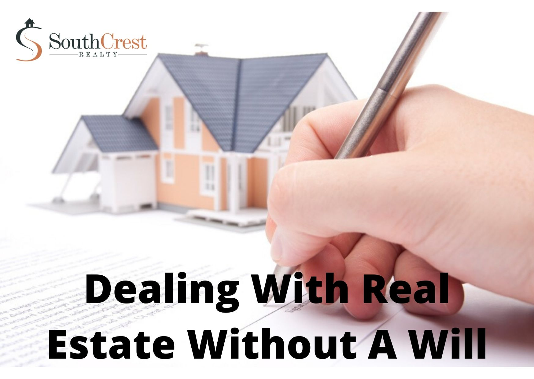 Owning a Real Estate with No Will
